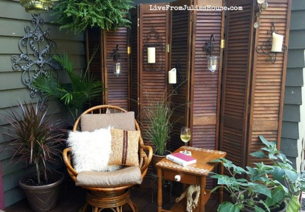 Ideas For Small Balcony Decorating A G Management Blog
